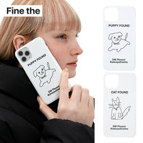Fine the正規品★20AW★Puppy/Cat Found iPhone Case