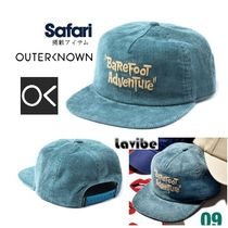 Safari10月号掲載!!Outerknown★Barefoot Adventure ハット -DW