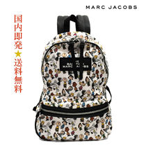 MARC JACOBS M0016562_101THE BACKPACK LARGE PEANUTS (新品)