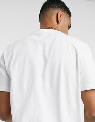 American Eagle Outfitters Tシャツ・カットソー ★American Eagle★全2色コントラスト ロゴTシャツ 関税送料込(9)