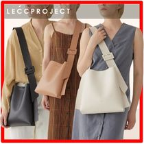 LECC PROJECT(レックプロジェクト) トートバッグ ☆韓国の人気☆LECC PROJECT☆ARC SMALL BUCKET☆人気バッグ