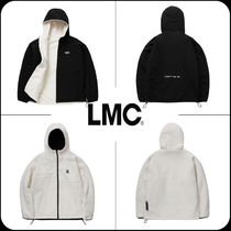 [ LMC ]★LMC BOA FLEECE REVERSIBLE HOODED JACKET