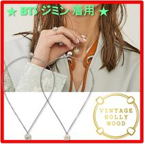 ★BTS 愛用★VINTAGE HOLLYWOOD★Mini Daisy Necklaceネックレス
