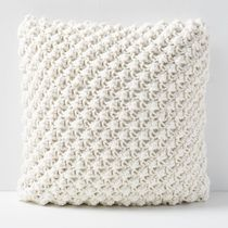 [west elm] Bobble Knit Covers クッションカバー2個セット