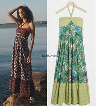 セール☆Anthropologieオリジナル☆ Zosime Halter Maxi Dress