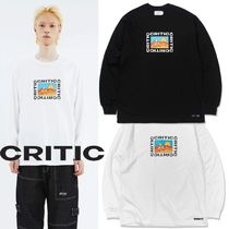 ★CRITIC★DESERT GRAPHIC LONG SLEEVES 2色