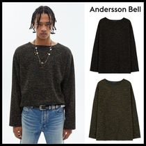 ☆ANDERSSON BELL☆ LONDON BOAT NECK PULLOVER