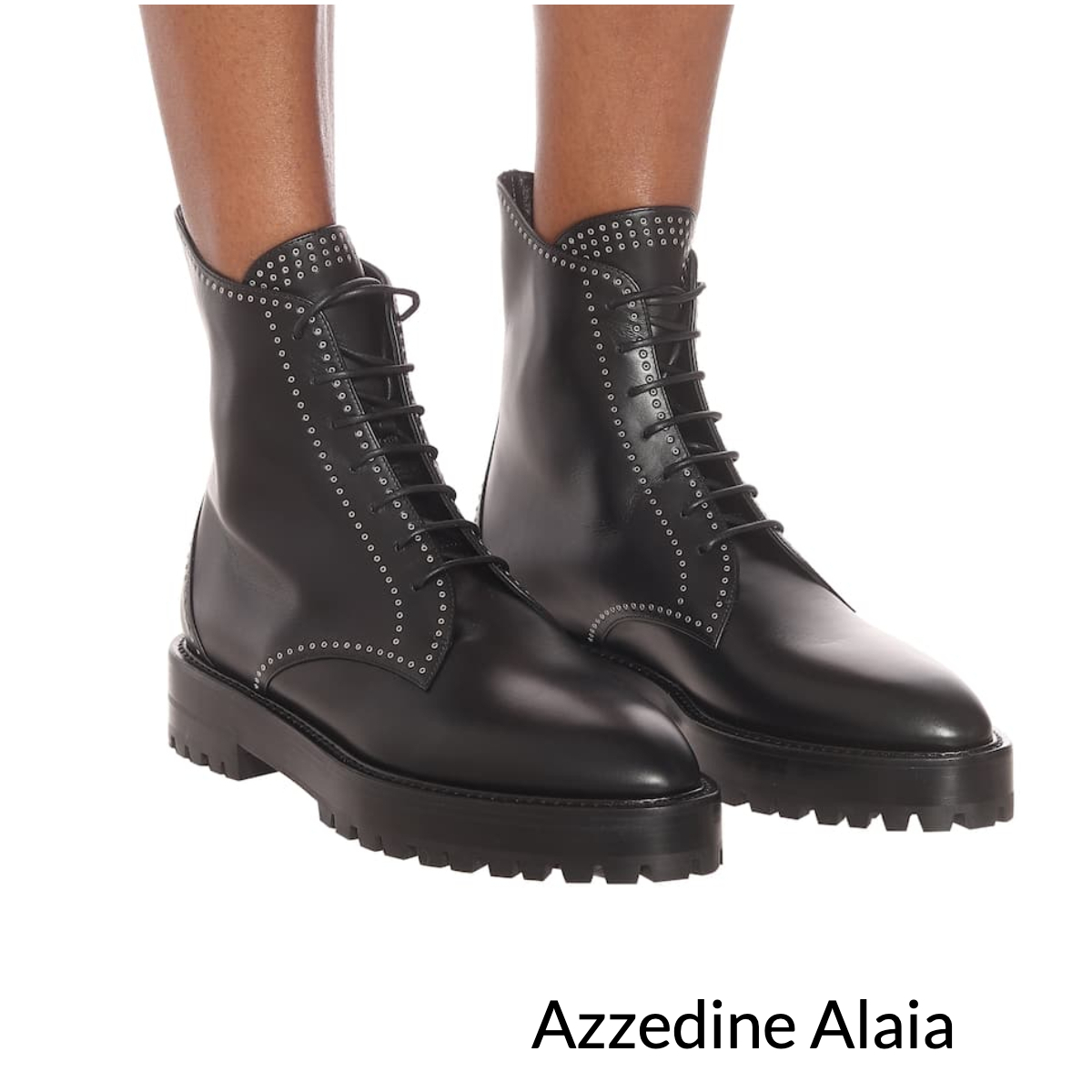 Azzedine Alaia 2020-21FW Boots Boots
