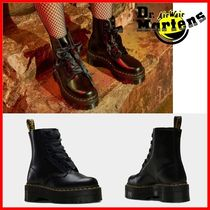 ☆DR.MARTENS☆ MOLLY BUTTERO 厚底ブーツ ☆正規品☆