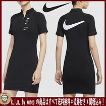 ∞ NIKE ∞海外限定!NIKE SPORTSWEAR SWOOSH DRESS/CU5675-011