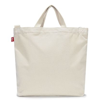 THE NORTH FACE 子供用トート・レッスンバッグ [ザノースフェイス]トートバッグK'S COTTON BAG★新作★(3)