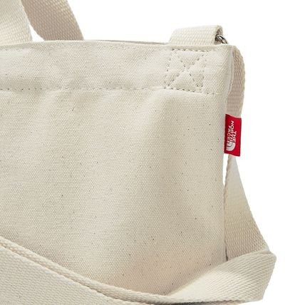 THE NORTH FACE 子供用トート・レッスンバッグ [ザノースフェイス]トートバッグK'S COTTON BAG★新作★(5)