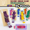 【NEW】「SECOND UNIQUE NAME」My Picture 正規品 18色