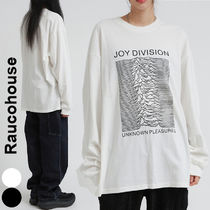 Raucohouse(ラウコハウス)★ Soft Joy Division Long Sleeve 2色