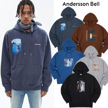 ANDERSSON BELL★UNISEX FILM ARCHIVE 20FW HOODIE パーカー