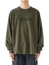 [thisisneverthat] BS-Logo L/SL Top Olive