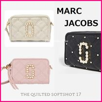 MARC JACOBS☆THE QUILTED SOFTSHOT 17☆