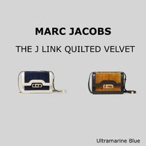 MARC JACOBS☆THE J LINK QUILTED VELVET☆
