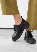 ☆& Other Stories☆Chunky Leather Oxfords