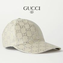 ∞∞ GUCCI ∞∞ GG metallic baseball キャップ☆