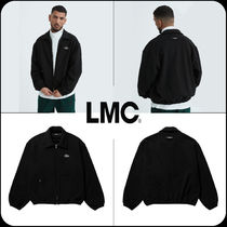 [ LMC ] ★ 韓国大人気 ★ LMC SWEAT HARRINGTON JACKET