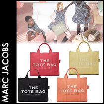 ★追跡&関税込【MARC  JACOBS】A4収納可♪SMALL TRAVELER TOTE