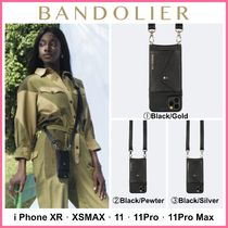 人気商品!! ☆Bandolier☆ Hailey Side Slot Leather Crossbody