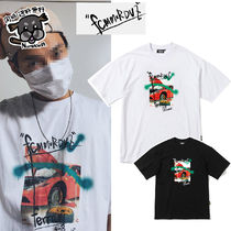 【FCMM x RDVZ】SUPERCAR PHOTO SHIRT ★NCT DOYOUNG着用★