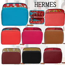 【HERMES】Portefeuille Silk'in compact/シルクインコンパクト