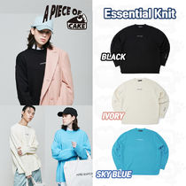 ★A PIECE OF CAKE★Essential Knit