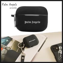 Palm Angels*AIRPOD PROロゴケース*Black*送料込