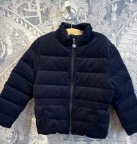 AW20BONPOINT☆ダウンJERSEY_NAVY_10.12A