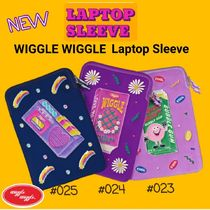 20新作♪☆WIGGLE WIGGLE☆ Laptop Sleeve#023〜025