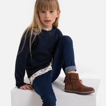 La Redoute★2-in-1 Jumper/Sweater with Crew-Neck 3-12歳