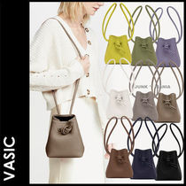 ★追跡&関税込【VASIC】(小)Bond Mini Mini/Leather Bag