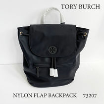 激安+即発 TORY BURCH★NYLON FLAP BACKPACK