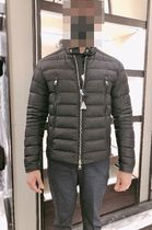MONCLER★20/21AW クール! バイカージャケットAMIOT★関税込み