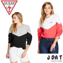 Guess(ゲス)関税込み!CAMERON COLOR-BLOCK PULLOVER