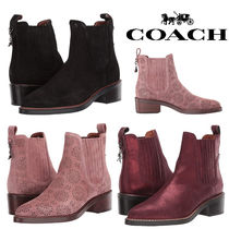 ◆COACH◆Bowery Chelsea Bootie ショートブーティ