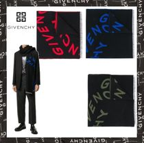 【GIVENCHY】☆20AW☆ ロゴ入りマフラー