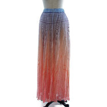 Anthropologie::Geisha Designs Dawn Maxi Skirt:6[RESALE]