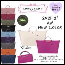 2020AW新作Longchamp*LE PLIAGE CLUB*手提げ XL