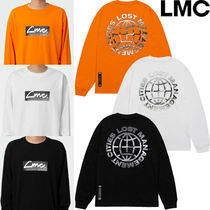★20-21FW新作★LMC★D-NOISE LONG SLEEVE T-SHIRT_3色