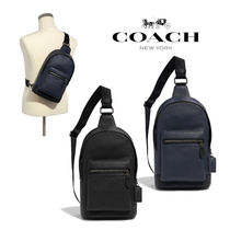 ◆COACH◆West pack 斜めがけボディバッグ