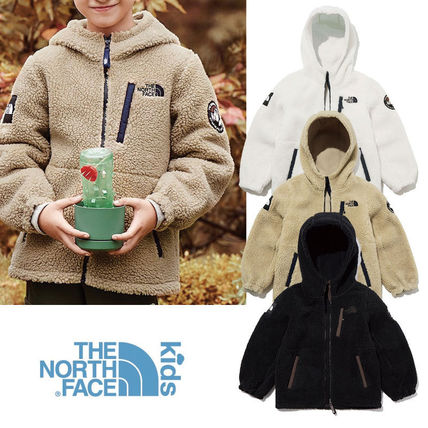 ★THE NORTH FACE★ NJ4FL53 RIMO FLEECE HOODIE フリース