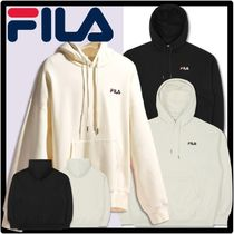 ☆BTS 着用☆★FILA★Overfit Small Linear Raised Hoodie★人気