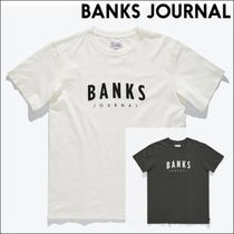 BANKS JOURNAL【到着済】バンクス Tシャツ DISPATCH FADED TEE