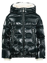 6-10A★MONCLER Clentraロゴジャケット【関税送料込】