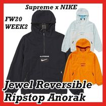 Supreme Nike Jewel Reversible Ripstop Anorak WEEK 2 FW 20