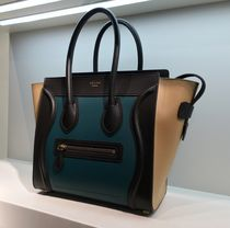 CELINE by フィービー♡旧ロゴ☆LUGGAGE マイクロ Micro